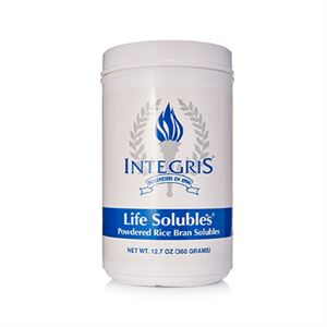 Picture of Life Solubles (360 g) Rice Bran